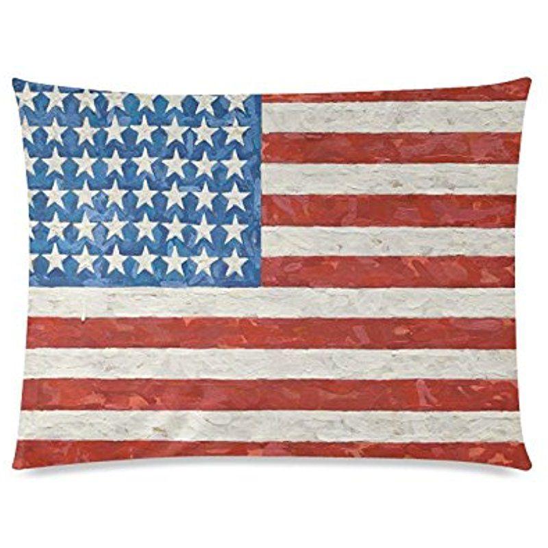 Red White Blue Star Stripe United States USA American Flag