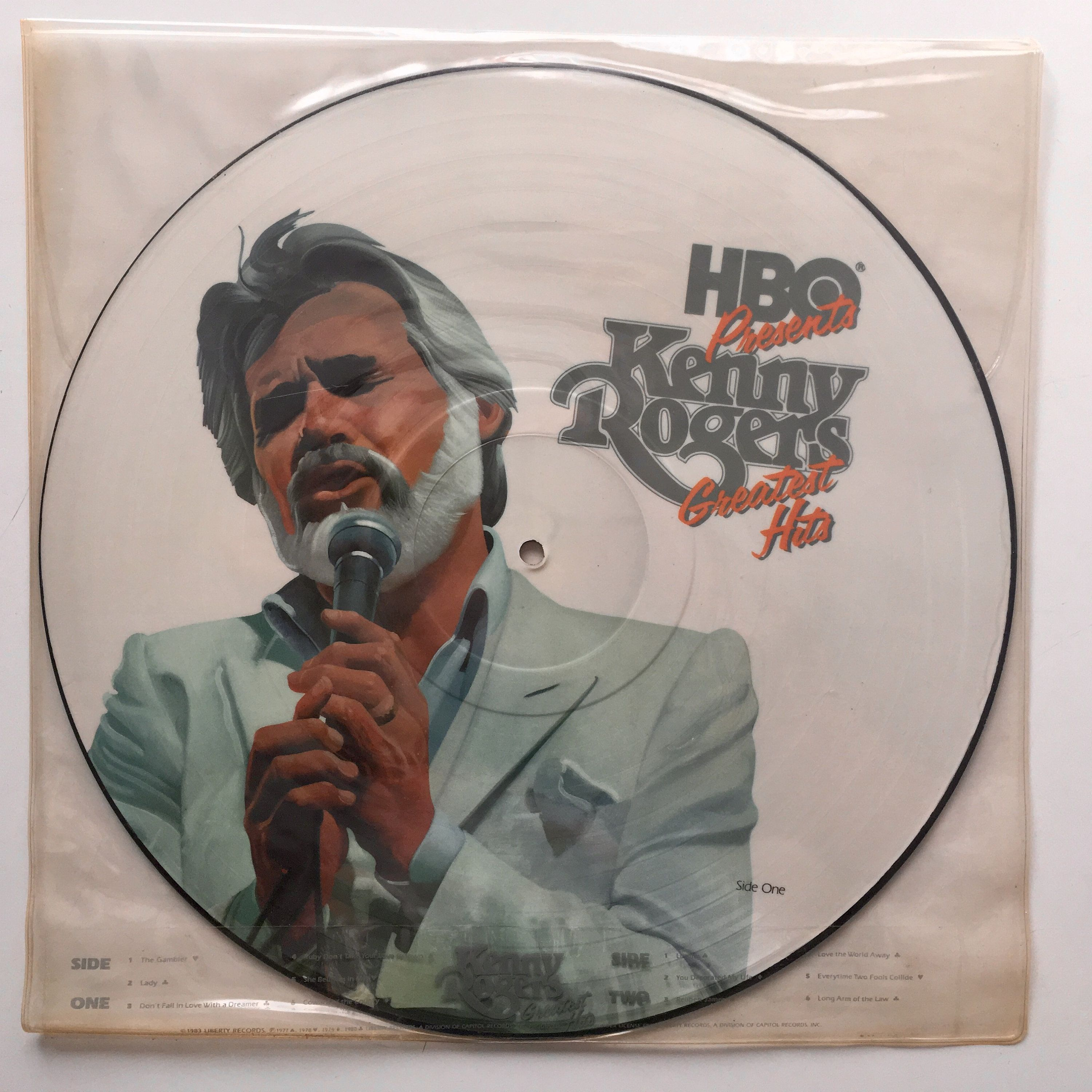 Kenny Rogers - HBO Presents Kenny Rogers Greatest Hits ...