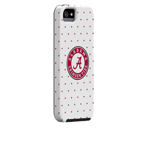 fdd6de4449c I want the  CaseMate Dots for Alabama Crimson Tide for iPhone 5 Tough Case  from Case-Mate.com