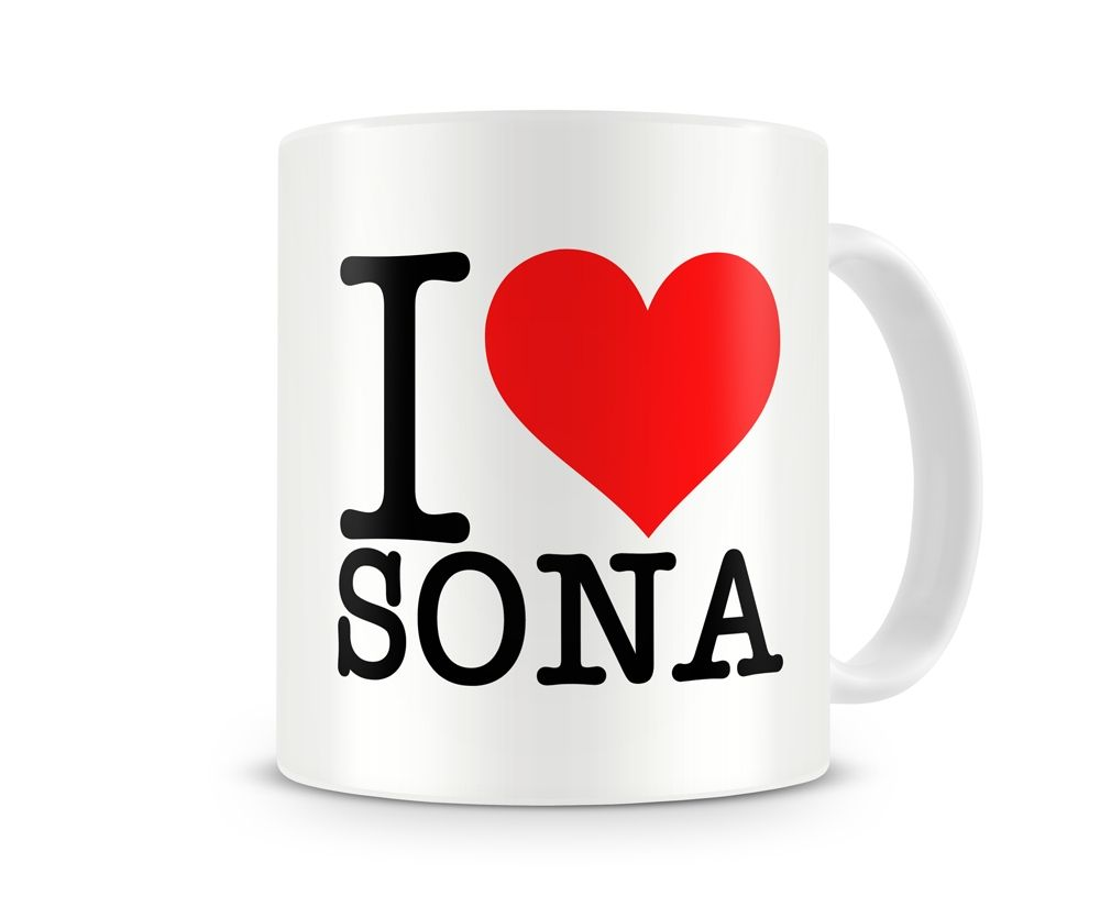 hd images of i love you sona - i love sona mug name identity alias