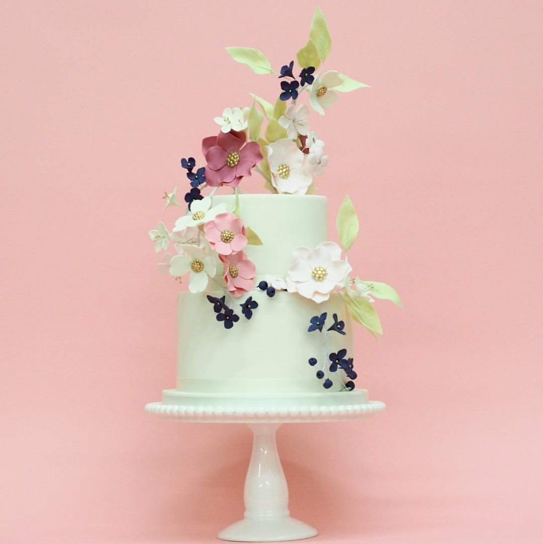 Climbing Wildflowers | cakes | Pinterest | Wildflowers and Vintage ...