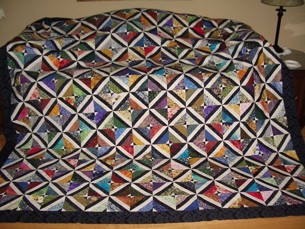 tube quilt pattern but she didn't follow instructions used ... : tube quilt pattern - Adamdwight.com