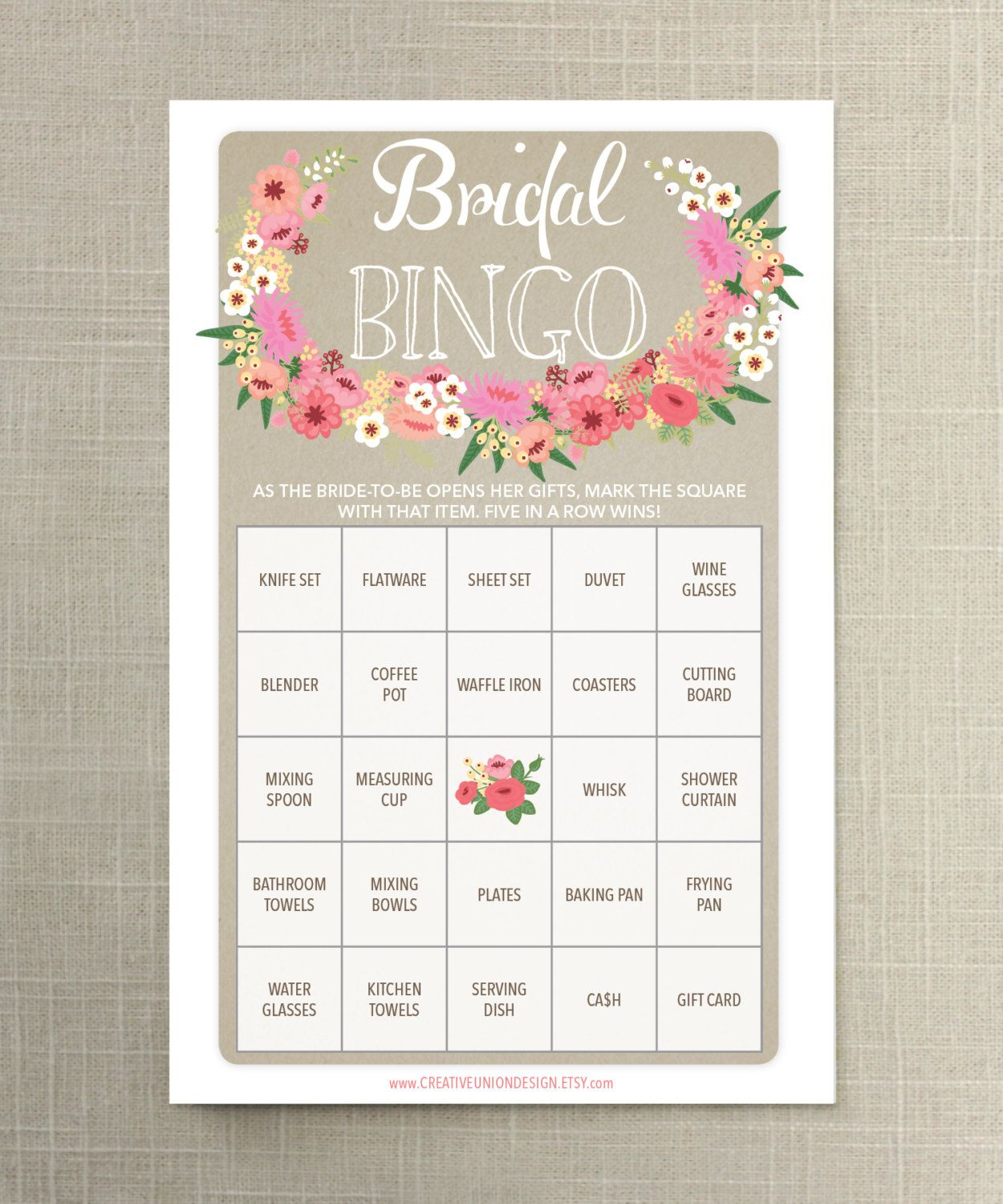 f51b5048ee87 Bridal Shower Games That Promise to Break the Ice!
