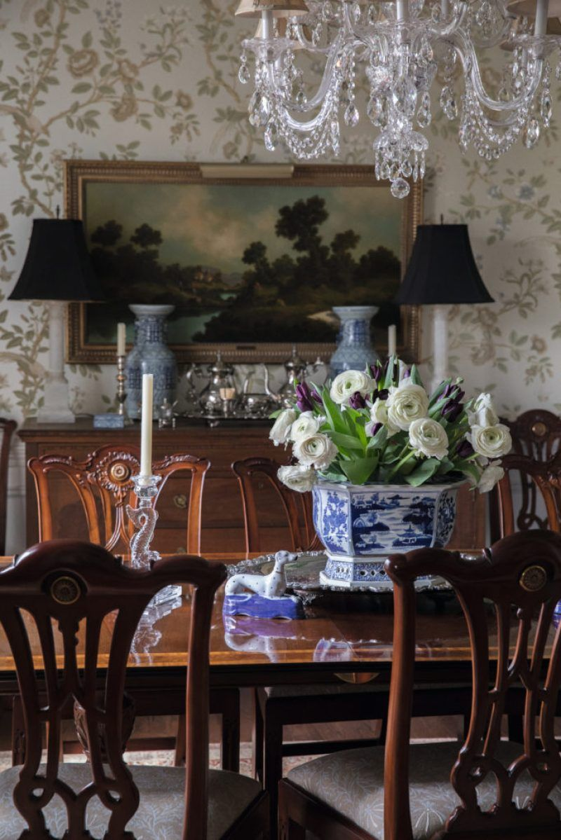 Enduring Southern Homes By Eric Ross Traditional Dining Rooms