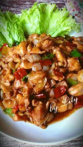 Ayam Kungpao Kungpao Chicken Resep Resep Makan Malam Masakan Vegetarian Dan Resep Makanan Asia