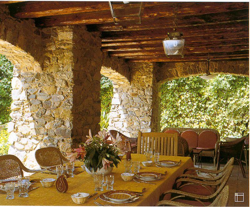 tuscan architecture | the cosmopolitan tuscany interior design
