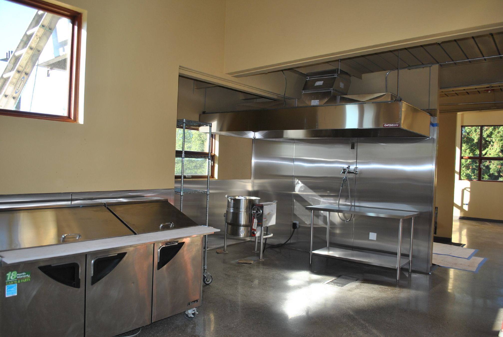 catering kitchens for rent leeds
