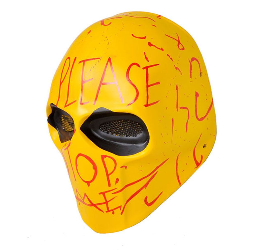 Airsoft Paintball Mask Fabric Plastic Protection Cosplay ...