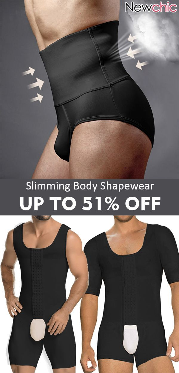 Men Shapewear -  Slimming Shapewear #menswear #fitness  - #Men #Shapewear