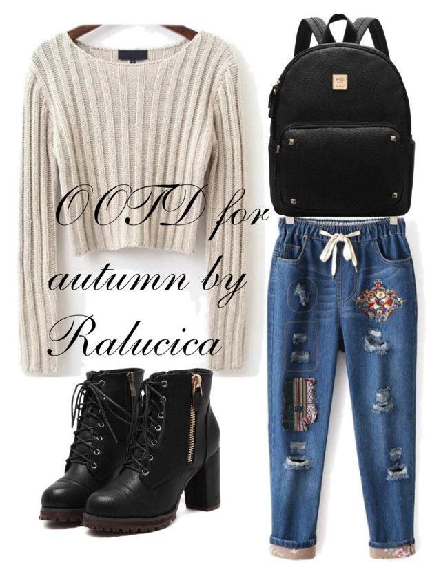 """OOTD for autumn by Ralucica"" by ralucica-andreea on Polyvore"