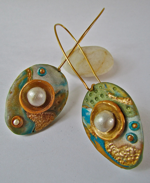 Donna Greenberg EARRINGS