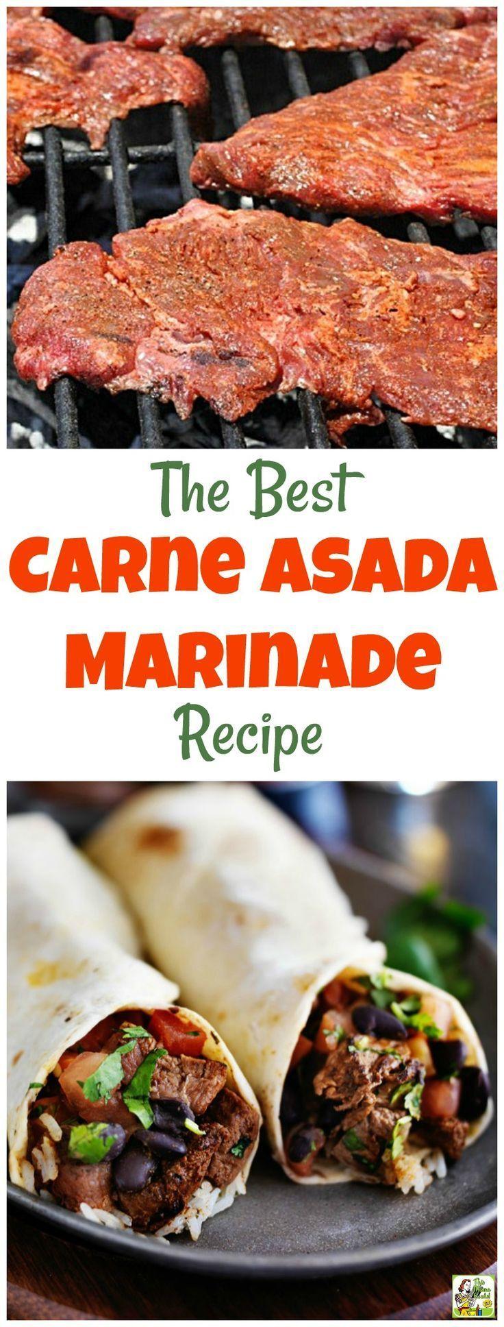 Try the Best Carne Asada Recipe Ever!