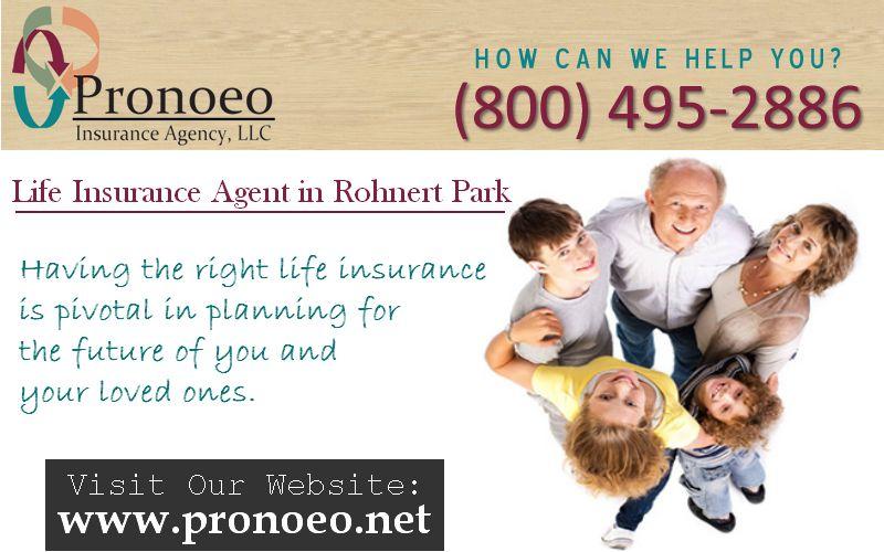 Life Insurance Agent In Rohnert Park Life Insurance Agent