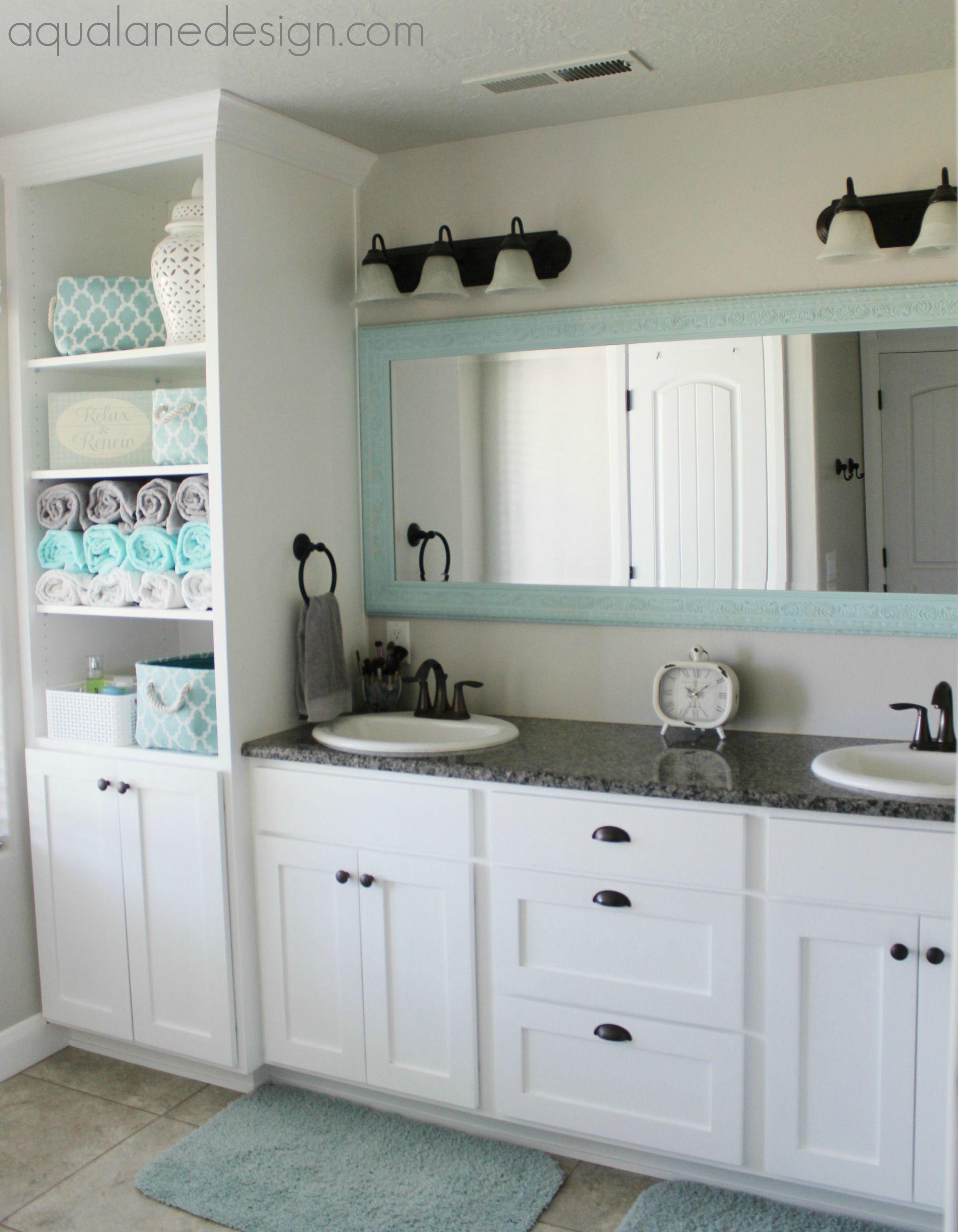 Diy Spa Bathroom On A Budget With Images Master Bathroom