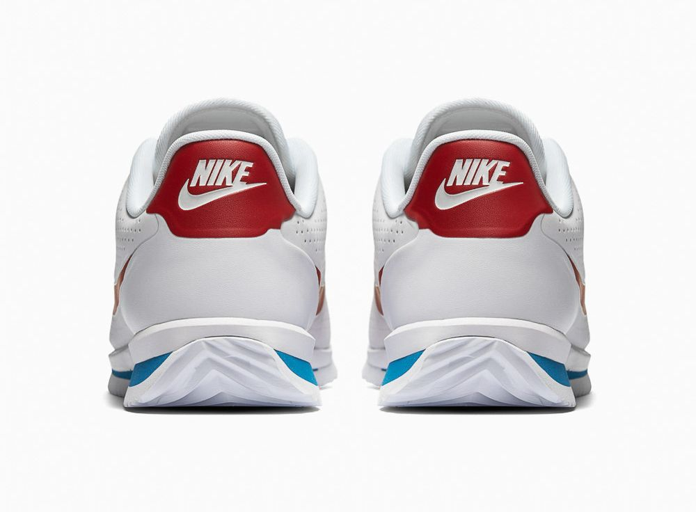 Basket Nike Cortez Ultra Moire White Varsity Red (3)