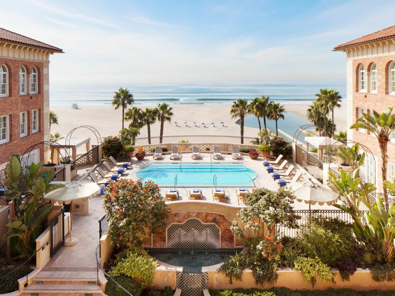 Hotel Casa Del Mar Top 10 Family Spring Break Hotels Santa Monica Hotels Los Angeles Hotels Beachfront Hotels