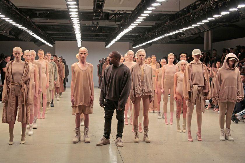 Kanye West Snubs Fashion Week Creator Fern Mallis Yeezy Fashion Show Kanye West Style Kanye Fashion