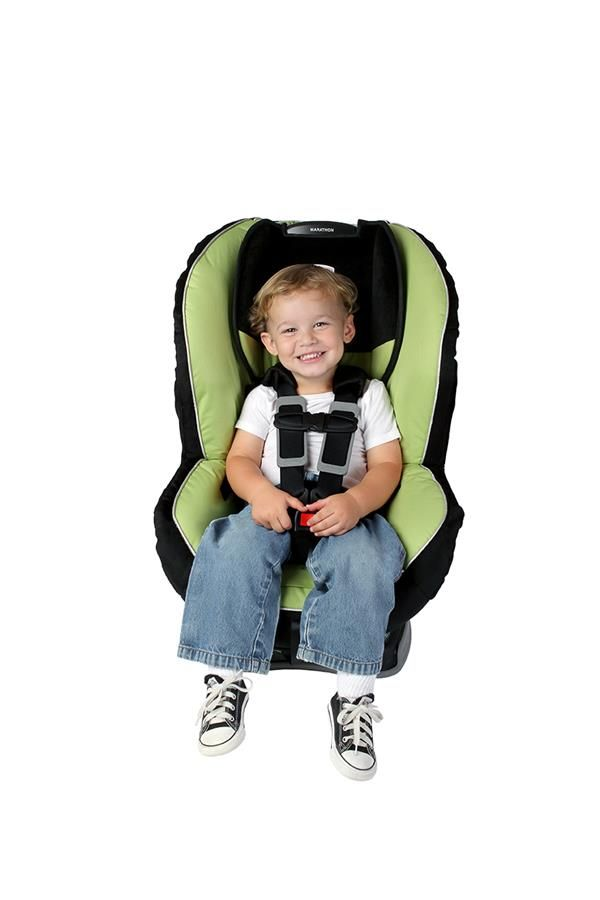 The Britax Marathon Car Seat Features A Quick Adjust