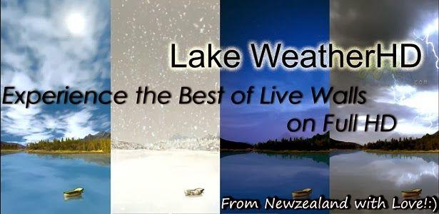 App Lake Weather Live Wallpaper APK For Windows Phone