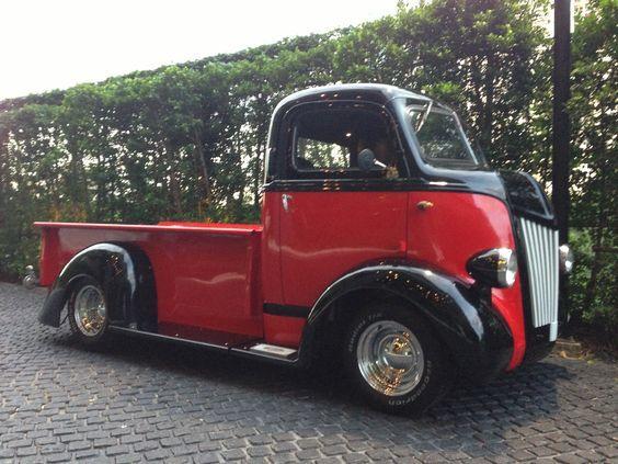 Coe Truck Transformation Buscar Con Google Classic Trucks