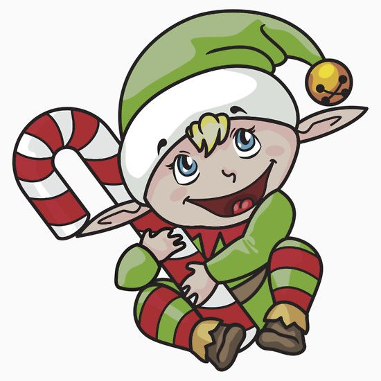 Candy Cane Cartoon Christmas Comic Characters Essential T Shirt By Greengoodnich Christmas Elf Christmas Comics Kids Christmas Party