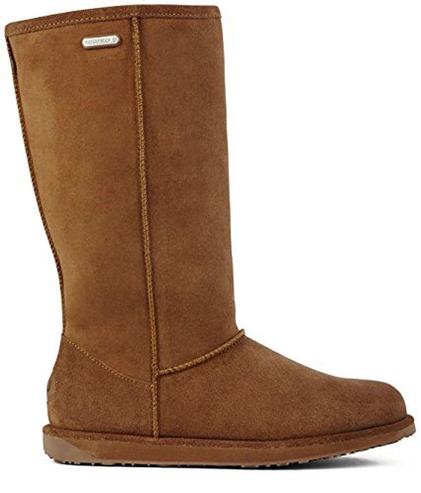EMU Australia Paterson Hi Womens Liner Skin Boot Waterproof Basic in Black