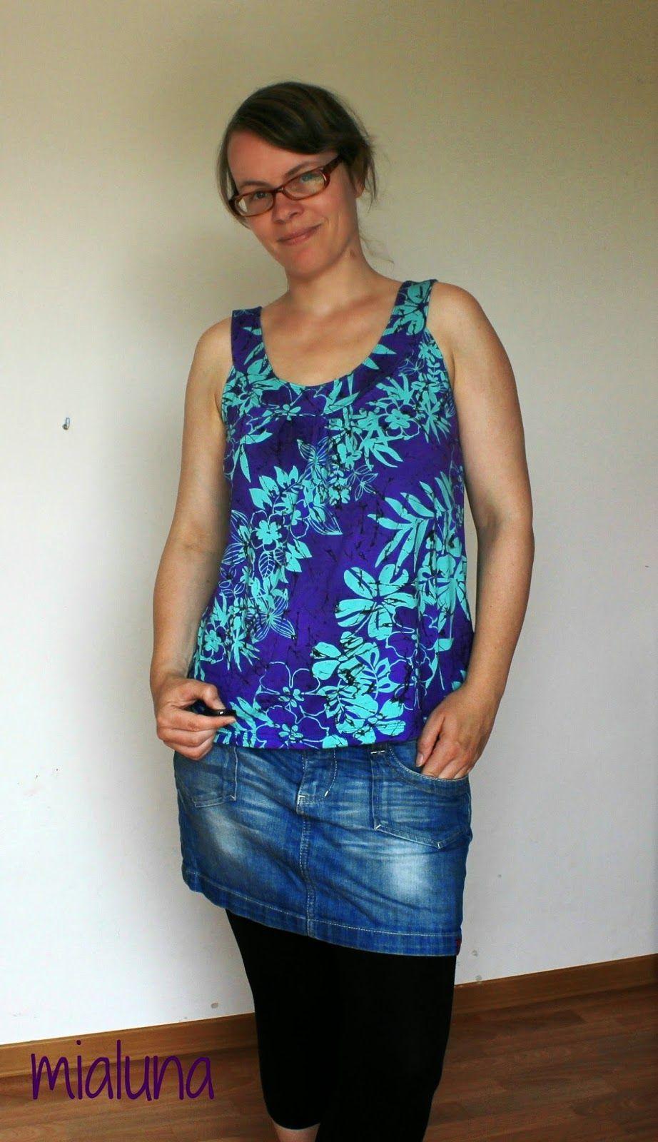 mialuna: Lady Topas für den Sommer
