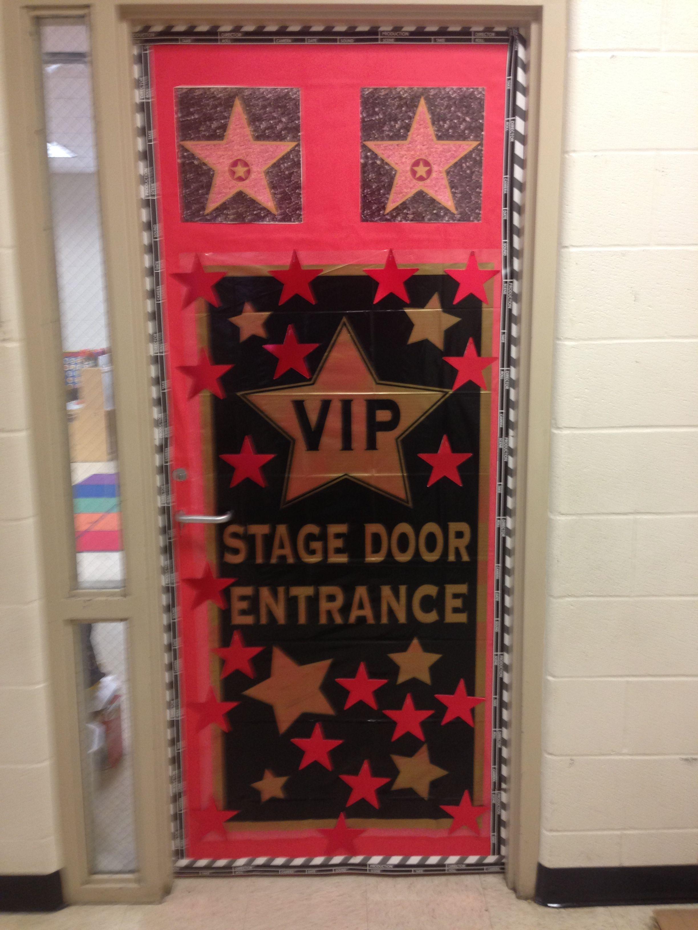 Hollywood Prek Door