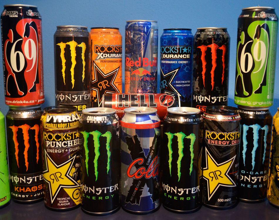 a7a61f01d267879112c21d917df0a9fb - Половина старшеклассников страдают побочными эффектами от энергетических напитков