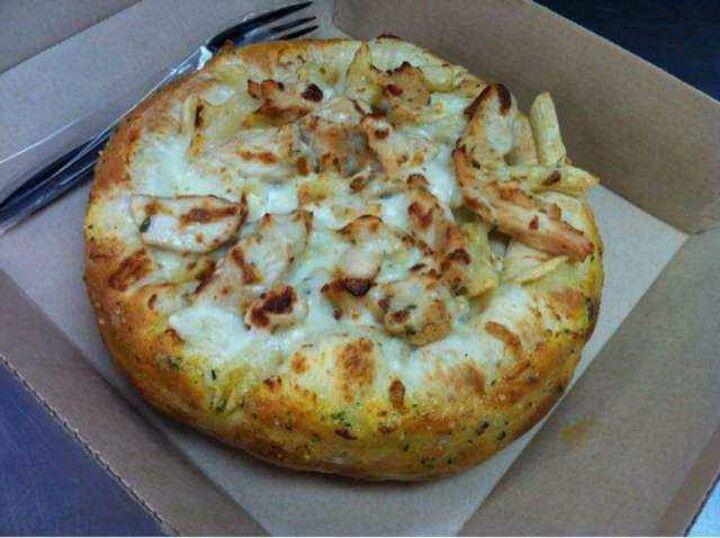 Domino\'s Chicken Alfredo Bread Bowl! | Food! | Pinterest | Bread ...