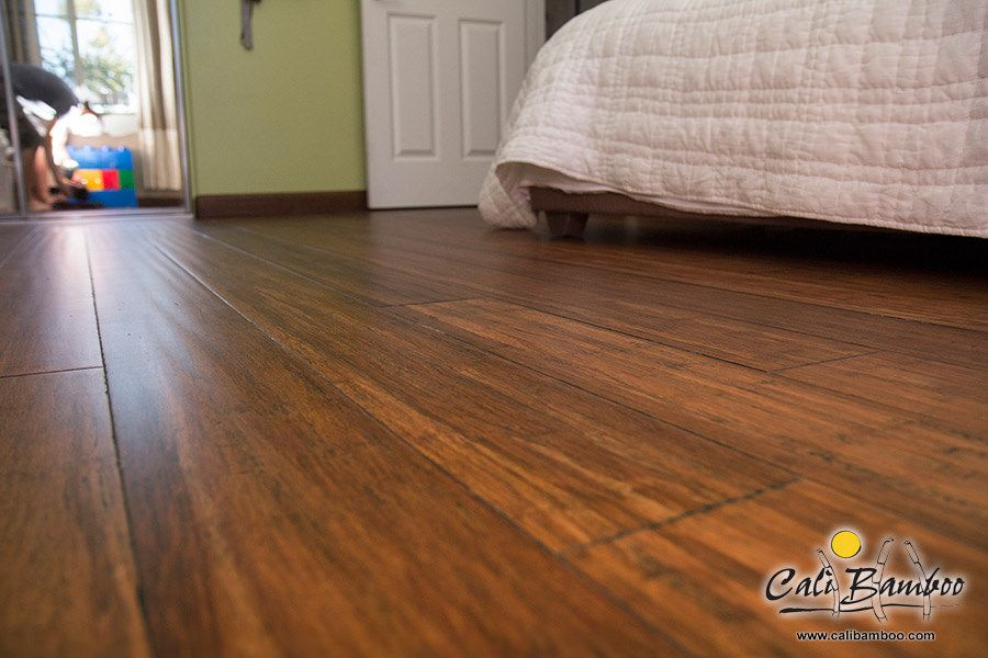 Cali Bamboo Antique Java Fossilized Wide Click Bamboo Flooring Wood Floors Wide Plank Antique Flooring