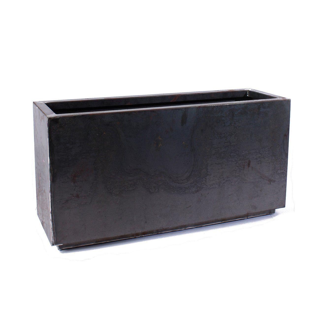 Corten Steel Long Box Planter In 2020 Corten Steel 640 x 480