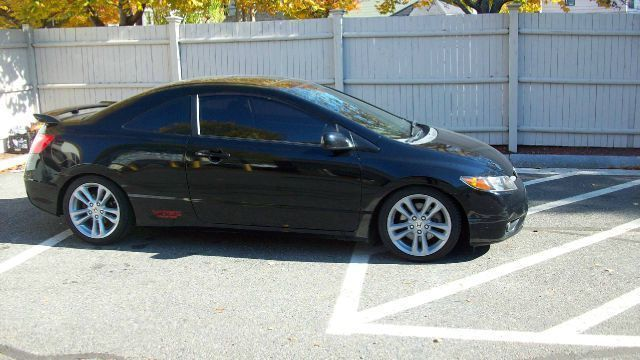 Honda Civic SI 2008 Coupe For Sale