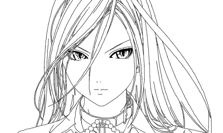Vampire Coloring Pages 3696 Rosario Plus Vampire Coloring Pages ...