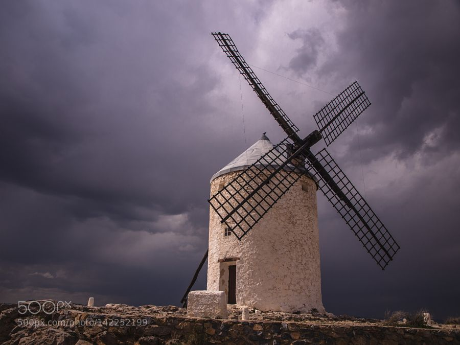 Popular on 500px : Consuegra Toledo abril de 2012 by jcarlosrayo