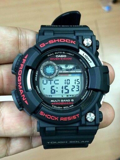 G-SHOCK Frogman GWF-1000-1 Casio Frogman 2778b40075