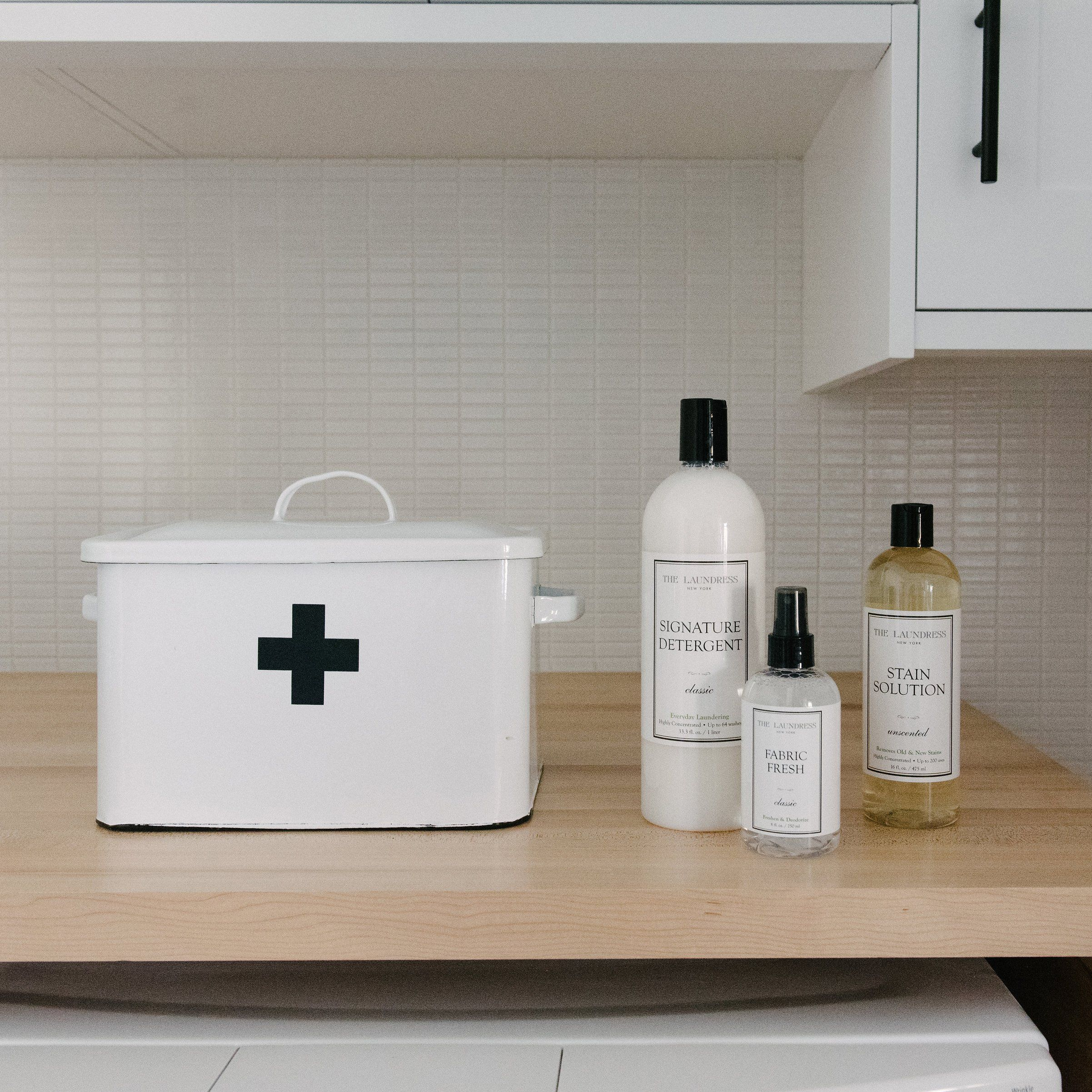 First Aid Box Vintage Inspired Decor First Aid Mcgee Co