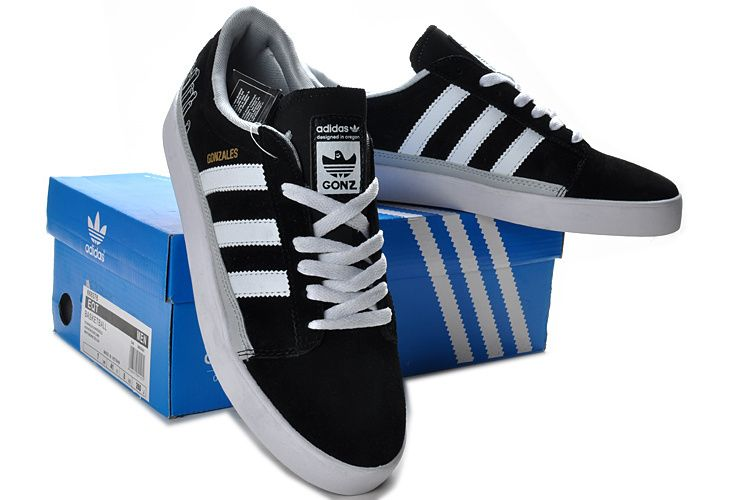 Adidas Originals Campus G56477 Leisure Skateboard Shoes Men Black White, Adidas 580,$74.35 -