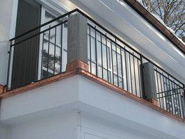 Balkon Gelände balkon und gelände schlosserei hartmann ausbesserungsarbeit