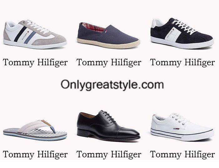 581333306 Tommy Hilfiger shoes spring summer 2016 footwear for men