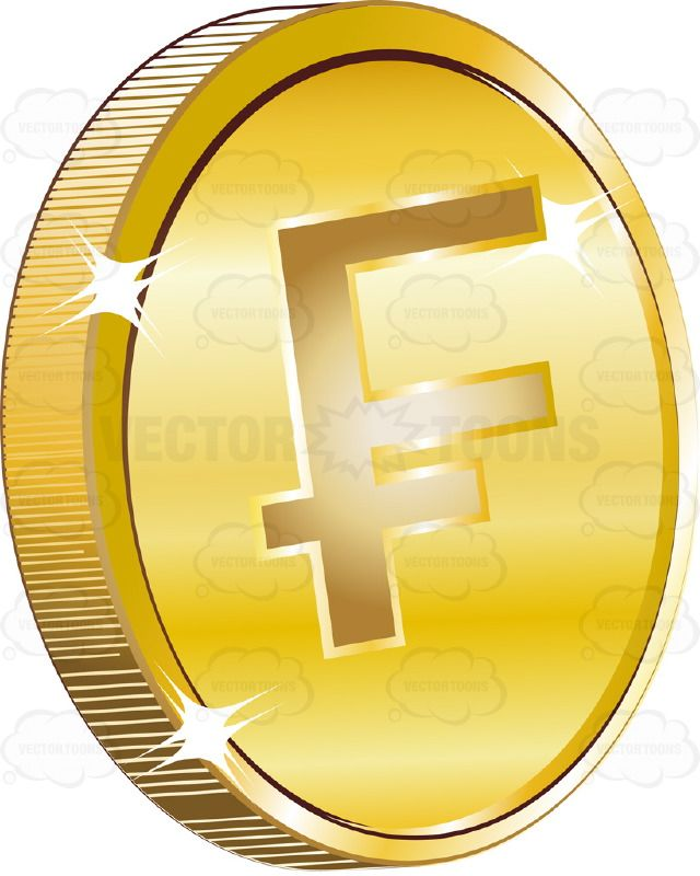 French Franc On Gold Coin Currency Pinterest Gold Coins