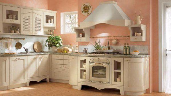 De que color pintar la cocina de tu casa foto 4 click - Muebles naturales para pintar ...