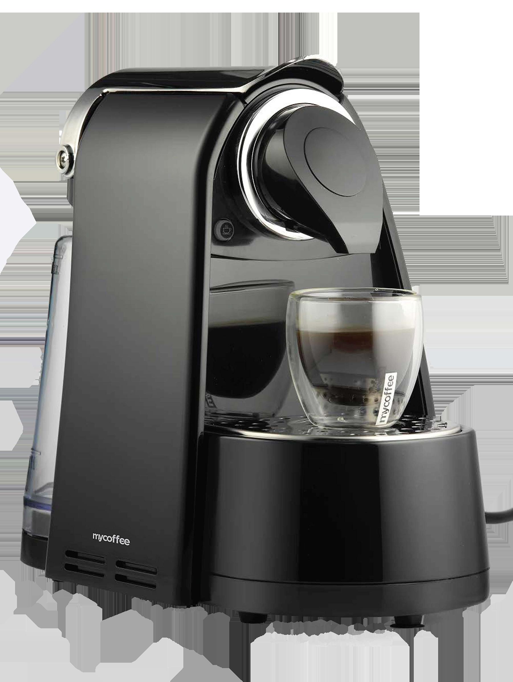 allmycoffee Nespresso® compatible programmable coffee