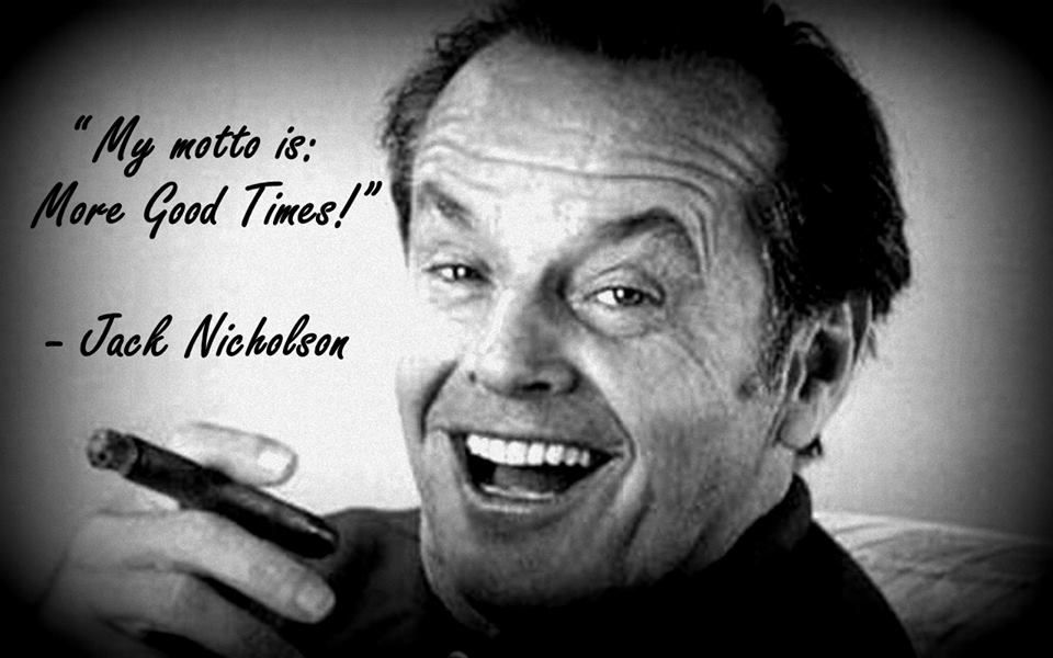 Jack Nicholson Celebration Quotes Jack Nicholson