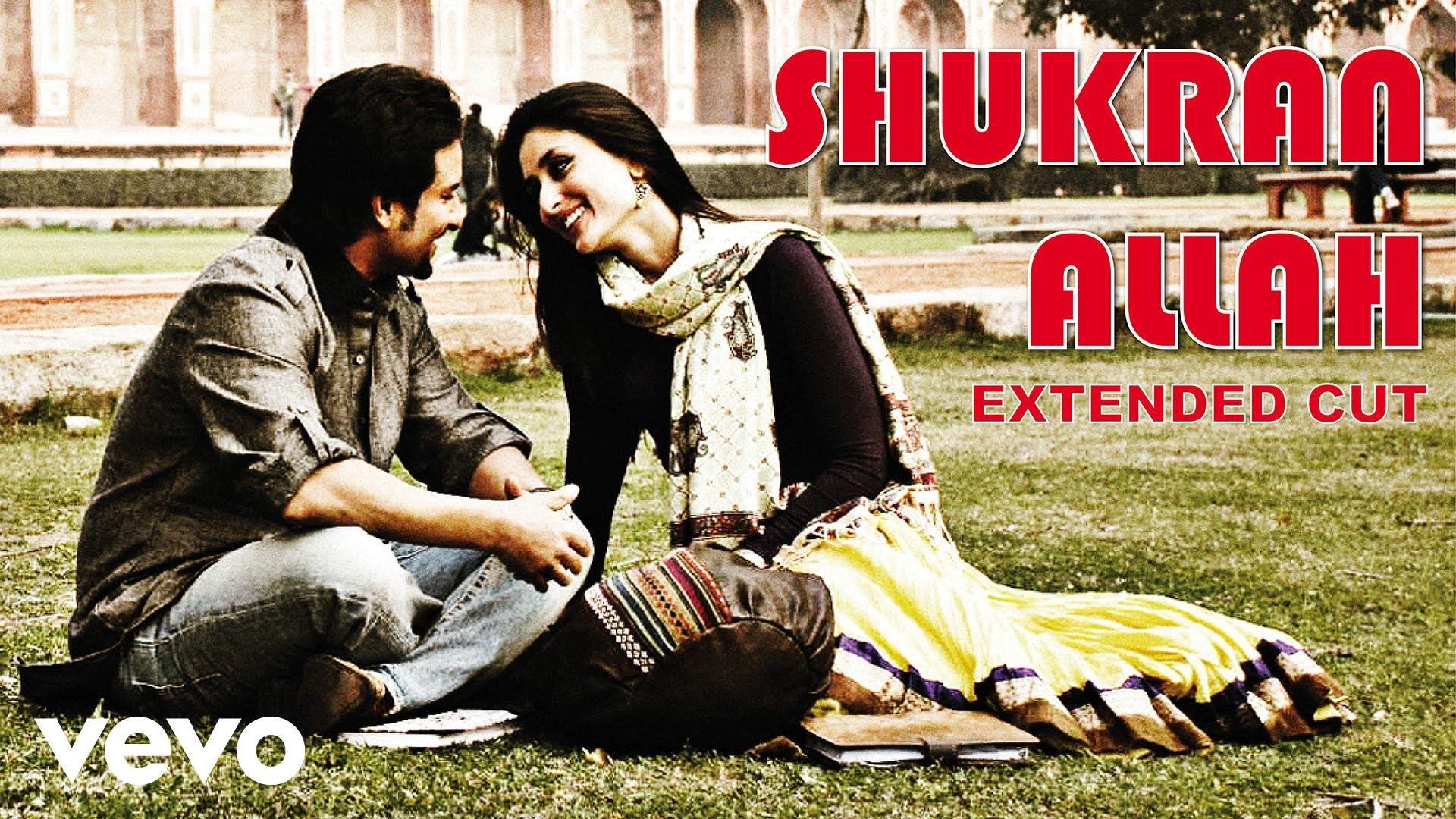 Shukran Allah  Kurbaan - Saif Ali Khan - Kareena