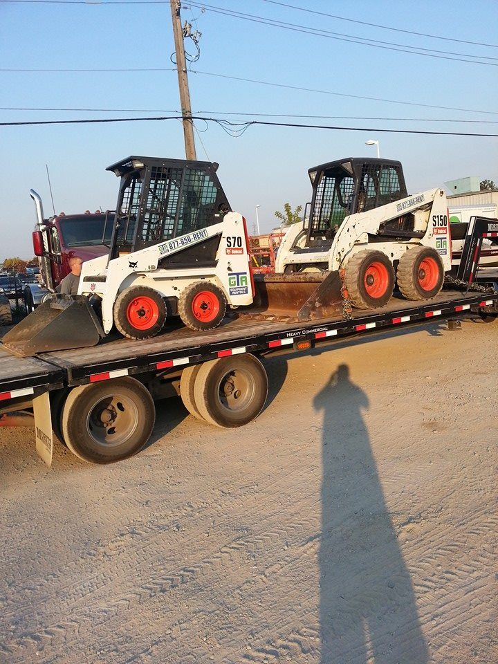 Gta Equipment Rental Bobcats S70 And S150 Visit Us At Www Gtaequipment Ca For Your Next Construction Project Cats That Dont Shed Cats For Sale Cat Memorial