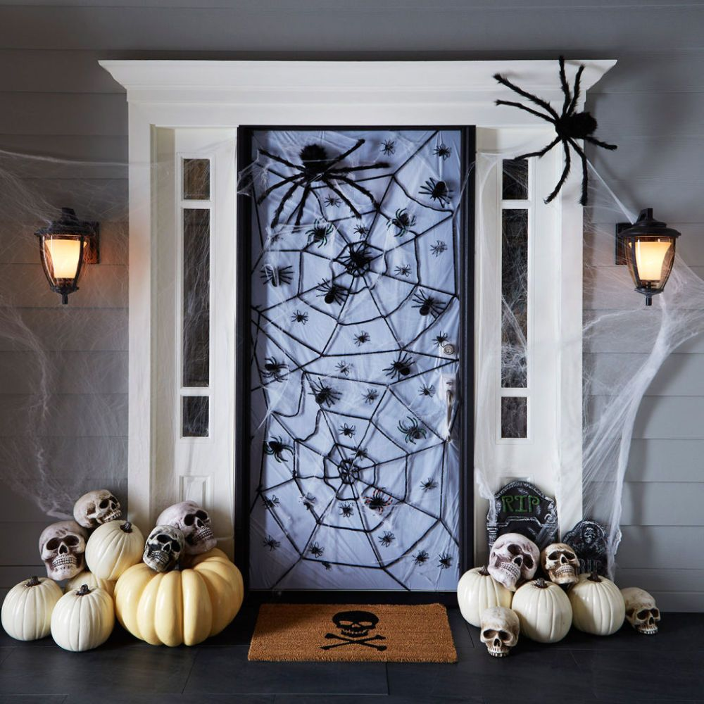 Weave A Web Of Spooky Fun This Halloween With Easy DIY