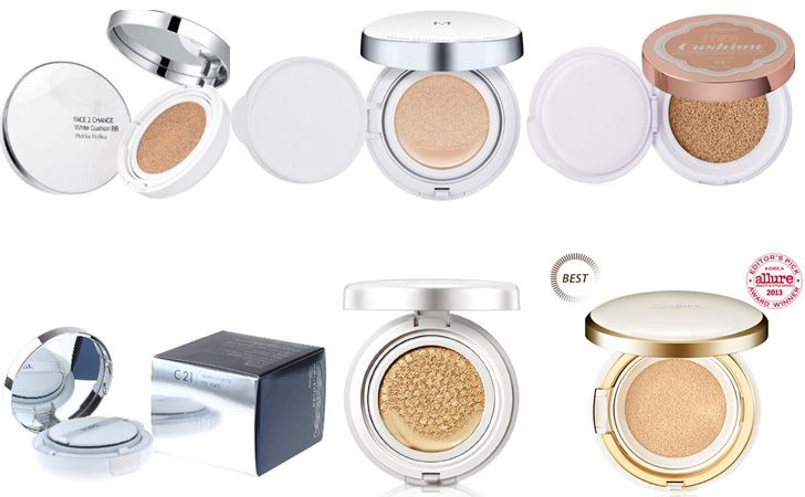 10 Best Korean Cushion Compacts 2019 Korean Cosmetics Trends