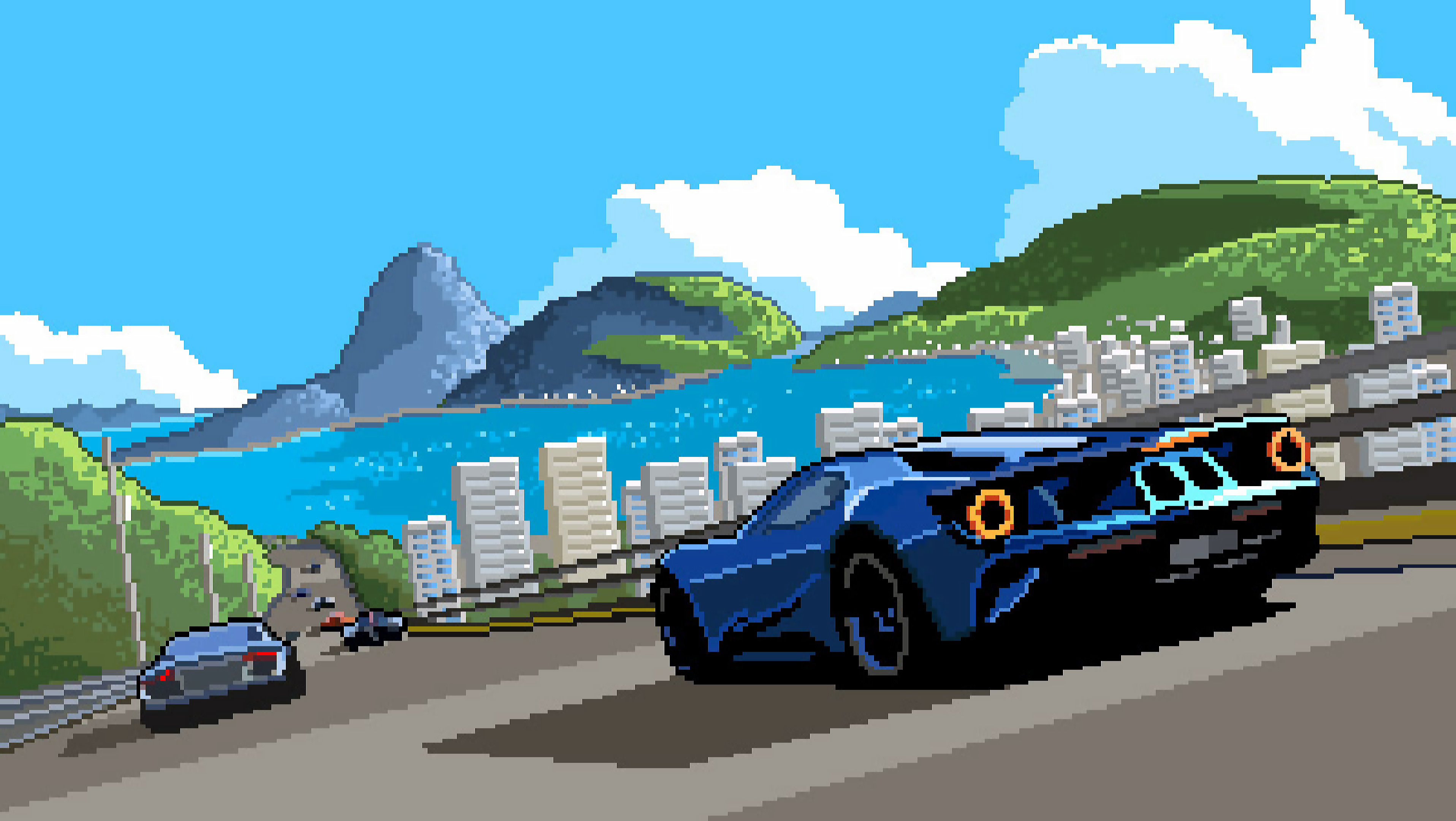 Forza Motorsport 16 Bit