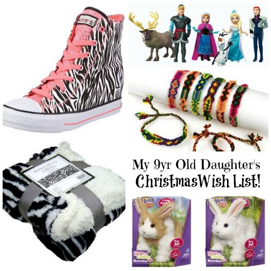 Christmas Wish List 9 Year Old Giftsforkids